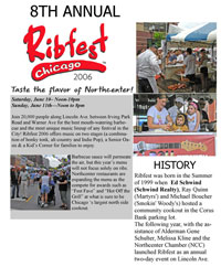 Schwind Realty Ribfest Involvement